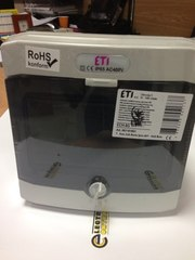 Купить распределительные щиты ECH 8G (IP 65) ETI