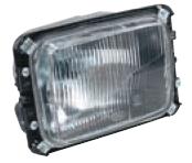 фара для грузового автомобиля MERCEDES 208 -814 (1988-1995)