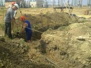 Земельные работы:круглосуточно, недорого., ..