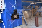 Станок коленогиб для производства гофроколена УСГ