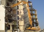 Демонтажные работы и аренда стройтехники в Одессе