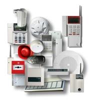 Монтаж охранной сигнализации и видеонаблюдения