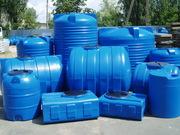 Емкости пластиковые,  баки полиэтиленовые,  емкость полиэтиленовая