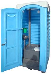 Туалет-кабина мобильная,  био-туалет (ТКМ)
