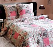 Комплект постельного белья,  Комплект 2 спальный Прованс