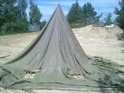 палатки лагерные военные для отдыха