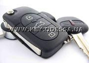 Перепрограммирование автомобильных ключей с чипом