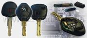 Замена корпусов и кнопок на автомобильных ключах
