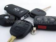 Замена лезвий в автомобильных ключах