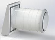 Рекуператор тепла ReVENTа,  энергосберегающая  приточно-вытяжная  венти