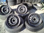 Продам комплект дисков на BMW R15  (алюминий)