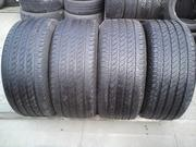 Продам комплект шин б/у всесезон R20  305/50 Michelin