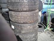 Продам комплект шин б/у лето R19 255/55  Pirelli