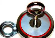 Поисковый магнит Редмаг F300х2 (450 кг),  Двухсторонний,  НОВЫЙ