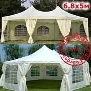 Сдам шатер-палатку 6.8*5м