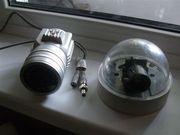 2 шт наружные видео камеры