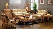 Комплект мягкой мебели из натурального ротанга RF-6022