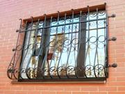 Изготовление металлоконструкций (решетки, ворота,  заборы)
