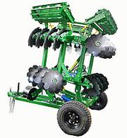 Борона прицепная 5.5 для трактора дископлуг ДАН-5, 5-П