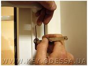 Вскрывание дверей в квартире