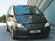 ремонт  микроавтобусов Mercedes-Benz и Volkswagen в Одессе