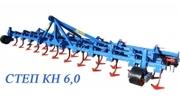 Культиватор навесной КН-6, 0 предпосевной сплошной