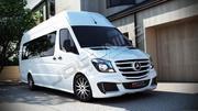 лучшее сто в Одессе по микроавтобусам  Mercedes и Volkswagen