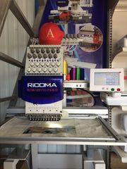 Промышленную вышивальную машину Ricoma RCM 1201TC-7S