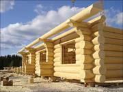 Строим срубы в Одессе. Деревянные дома.
