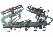 Культиватор навесной КПН-8 (КПН-4) предпосевной сплошной