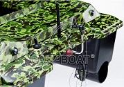 Прикормочный кораблик Carpboat Deluxe
