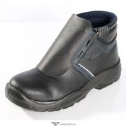 Ботинки СВАРЩИК ZU 916 S3 композит.носок,  кожа