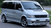 Сто по тех.обслуживание микроавтобусов Volkswagen и Mercedes