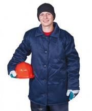 Куртка утепл. ватная КР-2,  грета,  темно-синяя