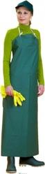 Фартук ПВХ,  зеленый
