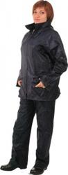 Костюм ПВХ+нейлон (куртка+брюки),  т.синий