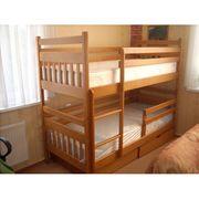 двухъярусные  кровати трансформеры  для детей и взрослых