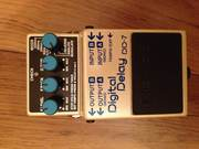 Продам Boss DD-7 (Digital Delay)
