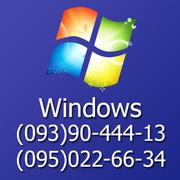 Установка Windows с бесплатным выездом по Одессе