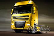 Лобовое,  ветровое стекло для грузового автомобиля