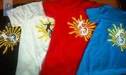 Печать на ткани по всей Украине. Накатка. Печать на футболках. Печать