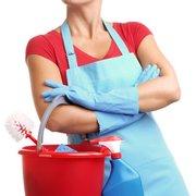 Требуется девушка для уборки помещения.