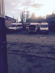 сервис и ремонт микроавтобусов в Одессе