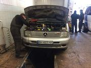 СТО ,  Одесса,  ремонт микроавтобусов