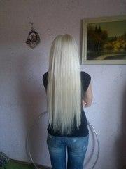 Наращивание волос в Одессе.