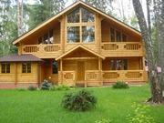 Деревянные дома и сооружения в Одессе  Купить сруб