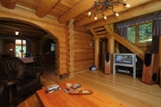 Деревянные дома в сруб