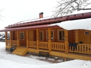Строительство готовых деревянных домов в Одессе