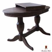 Красивые деревянные столы,  Стол Амфора раскладной