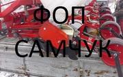 Вентиляторна модернізована сівалка СУПН-8,  СУ-8М